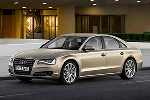 Click here to open the Audi A8 4.2 FSI gallery