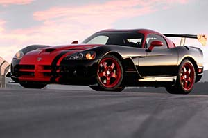 Click here to open the Dodge Viper SRT10 ACR 1:33 Edition gallery
