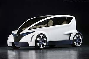 Click here to open the Honda P-NUT Concept gallery