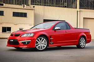 Click here to open the HSV Maloo GXP gallery
