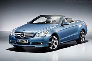 Click here to open the Mercedes-Benz E 500 Cabriolet gallery