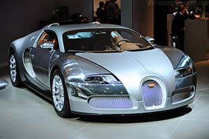 Click here to open the Bugatti Veyron 16.4 Sang d'Argent gallery