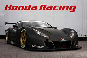 Click here to open the Honda HSV-010 GT gallery