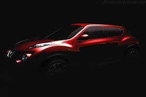 Click here to open the Nissan Juke gallery
