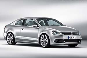 Click here to open the Volkswagen Compact Coupe Concept gallery