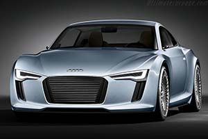 Click here to open the Audi e-tron Concept gallery