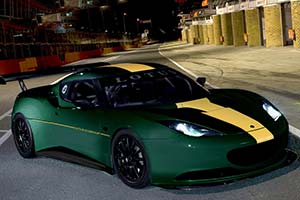 Click here to open the Lotus Evora Cup gallery