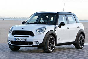 Click Here To Open The Mini Cooper S Countryman Gallery