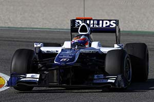 Click here to open the Williams FW32 Cosworth gallery
