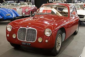 Click here to open the Maserati A6 1500 GT Zagato Coupe gallery