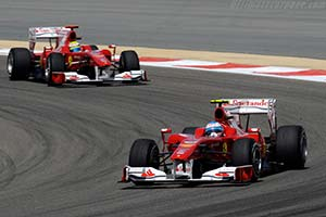 Click here to open the Ferrari F10 gallery