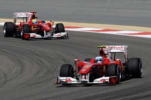 Click here to open the Ferrari F10 gallery