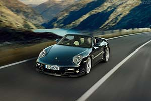 Click here to open the Porsche 997 Turbo S Coupe gallery