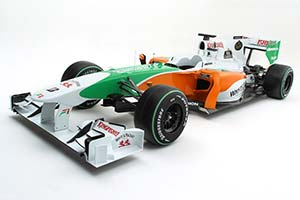Click here to open the Force India VJM03 Mercedes gallery