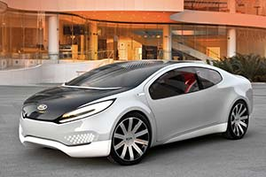 Click here to open the Kia Ray Hybrid Concept gallery
