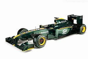 Click here to open the Lotus T127 Cosworth gallery