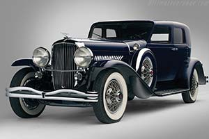 Click here to open the Duesenberg J Murphy Sport Berline gallery