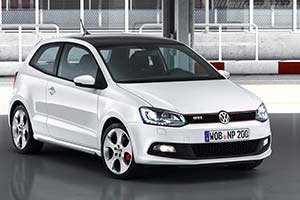 Click here to open the Volkswagen Polo GTI gallery