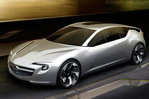 Click here to open the Opel Flextreme GT/E Concept gallery