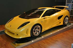 Click here to open the Lamborghini Cala Concept gallery
