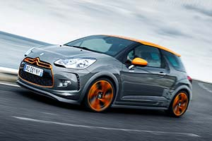 Click here to open the Citroën DS3 Racing gallery