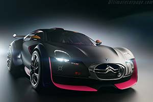 Click here to open the Citroën SURVOLT Concept gallery