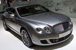 Click here to open the Bentley Continental Touring Flying Star gallery