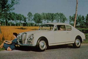 Click here to open the Lancia Aurelia B20 GT gallery