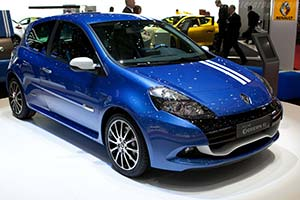Click here to open the Renault Clio Gordini RS gallery