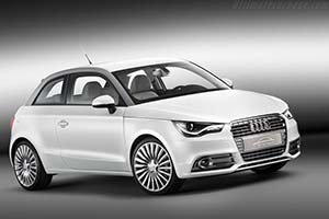 Click here to open the Audi A1 e-tron Concept gallery