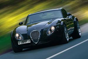 Click here to open the Wiesmann GT MF4-S gallery