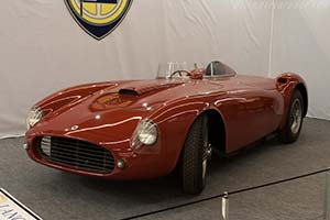 Click here to open the Lancia D25 Sport Pinin Farina Spyder gallery