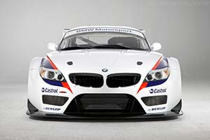 Click here to open the BMW Z4 GT3 gallery