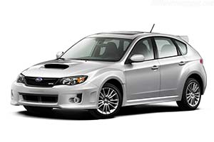Click here to open the Subaru Impreza WRX gallery