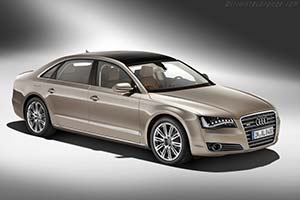 Click here to open the Audi A8 L W12 quattro gallery