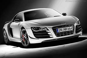 Click here to open the Audi R8 GT gallery