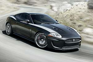 Click here to open the Jaguar XKR 75 gallery