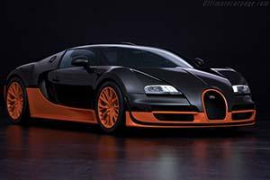 Click here to open the Bugatti Veyron 16.4 Super Sport gallery