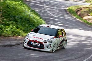 Click here to open the Citroën DS3 R3 gallery