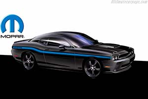 Click here to open the Dodge Mopar Challenger gallery