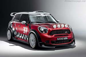Click here to open the MINI Countryman JCW WRC gallery