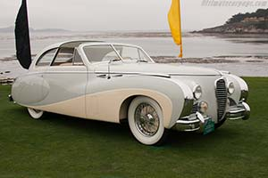 Click here to open the Delahaye 175 Saoutchik Coupe de Ville gallery