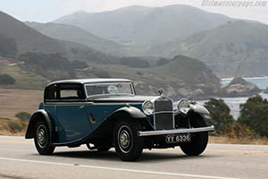 Click here to open the Delage D8 S Lancefield Coupe gallery