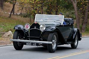 Click here to open the Bugatti Type 50 Roadster gallery