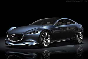 Click here to open the Mazda Shinari Concept gallery