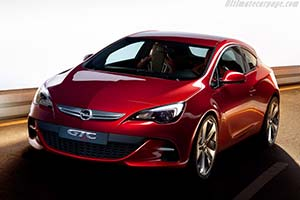 Click here to open the Opel GTC Paris Concept gallery