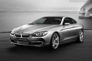 Click here to open the BMW Concept 6 Series gallery