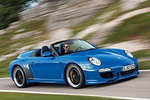 Click here to open the Porsche 997 Speedster gallery