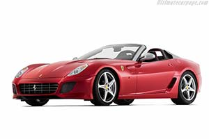Click here to open the Ferrari 599 SA Aperta gallery