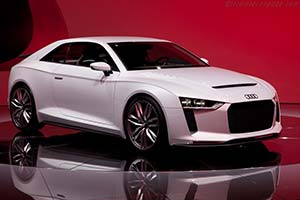 Click here to open the Audi quattro Concept gallery
